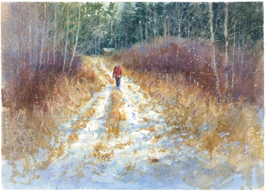 Dale-L-Popovich-Snowing-Wanderings