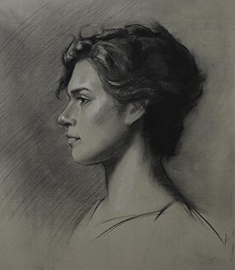 Fullerton portrait