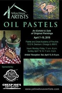 Yellow House Artists Spring 2019 Exhibit